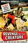 REVENGE OF THE CREATURE (1955 USA) - 11X17 Poster Reproduction