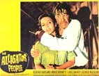 ALLIGATOR PEOPLE (1959) - 11X14 Lobby Card Reproduction