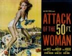 ATTACK OF THE 50 FOOT WOMAN (1958) - 11X14 Lobby Card Repro
