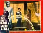 DAY THE EARTH STOOD STILL (Version 2) - 11X14 Lobby Card