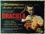 HORROR OF DRACULA (British) - 11X14 Lobby Card Reproduction