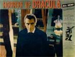 HORROR OF DRACULA (1958/C. Lee) - 11X14 Lobby Card Reproduction