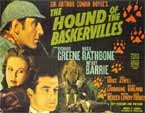 HOUND OF THE BASKERVILLES (1939) - 11X14 Lobby Card Reproduction