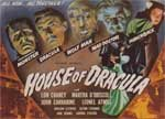 HOUSE OF DRACULA (1945) - 11X14 Lobby Card Reproduction