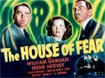HOUSE OF FEAR (1939) - 11X14 Lobby Card Reproduction