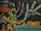 I WALKED WITH A ZOMBIE - 11X14 Lobby Card Reproduction