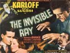INVISIBLE RAY (1937/Title Card) - 11X14 Lobby Card Reproduction