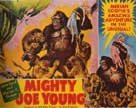 MIGHTY JOE YOUNG (1949) - 11X14 Lobby Card Reproduction
