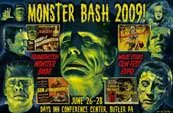 MONSTER BASH 2009 - 11X14 Lobby Card Reproduction