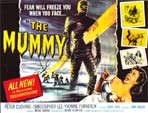 MUMMY (1959/Hammer) - 11X14 Lobby Card Reproduction