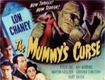 MUMMY'S CURSE (1945) - 11X14 Lobby Card Reproduction