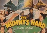 MUMMY'S HAND (1940/Title Card) - 11X14 Lobby Card Reproduction