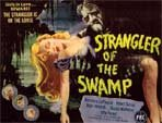 STRANGLER OF THE SWAMP (1946) - 11X14 Lobby Card