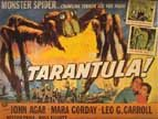 TARANTULA - Version 1 (John Agar) - 11X14 Lobby Card