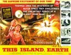 THIS ISLAND EARTH (1954) - 11X14 Lobby Card Reproduction