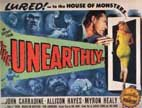 UNEARTHLY, THE (Carradine!) - 11X14 Lobby Card Reproduction
