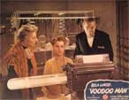 VOODOO MAN (1944) - 11X14 Lobby Card Reproduction