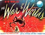 WAR OF THE WORLDS (1953) - 11X14 Lobby Card Reproduction