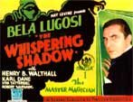 WHISPERING SHADOW - 11X14 Lobby Card Reproduction