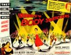 INVASION OF THE BODY SNATCHERS (1956) - 11X14 Lobby Card