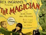 MAGICIAN, THE (1927) - 11X14 Lobby Card Reproduction