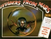 INVADERS FROM MARS - 11X14 Lobby Card Reproduction