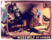 WEREWOLF OF LONDON (1935/Stairs) - 11X14 Lobby Card Reproduction