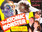 ATOMIC MONSTER, THE - 11X14 Lobby Card Reproduction