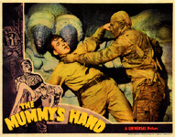 MUMMY'S HAND (1940/Strangle) - 11X14 Lobby Card Reproduction