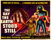 DAY THE EARTH STOOD STILL (Version 1) - 11X14 Lobby Card