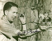 BERT I. GORDON (Magic Sword Publicity) - 8X10 Autographed Photo