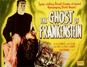 GHOST OF FRANKENSTEIN (1941/Yellow) - 11X14 LC Reproduction