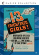 THIRTEEN FRIGHTENED GIRLS (1963) - DVD