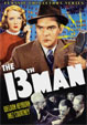 THIRTEENTH MAN, THE (1937) - DVD