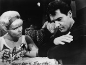 PAT PRIEST (with Elvis Presley) - BW 8X10 Autographed Photo