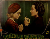 DRACULA'S DAUGHTER (1936 - Gloria/Nina) - 11X14 Lobby Card Repro