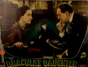 DRACULA'S DAUGHTER (1936 - Sloan Background) - 11X14 LC Repro