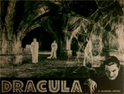 DRACULA (1931/Re-Issue/Brides) - 11X14 Lobby Card Reproduction