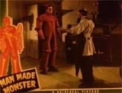 MAN MADE MONSTER (1942/Angry Monster) - 11X14 LC Reproduction