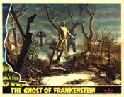 GHOST OF FRANKENSTEIN (1942/Graveyard Scene) - 11X14 LC