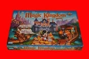 DISNEY MAGIC KINGDOM GAME - Board Game