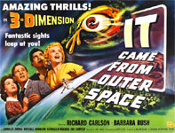 IT CAME FROM OUTER SPACE (Version 2) - 11X14 Lobby Card Repro