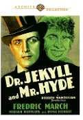 DR. JEKYLL & MR. HYDE (1931/Special Features) - DVD