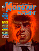 MONSTER BASH MAGAZINE #33 - Magazine