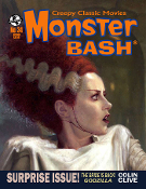 MONSTER BASH MAGAZINE #34 - Magazine