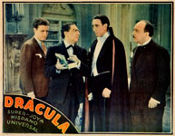 DRACULA (1931 Spanish Version) - 11X14 Lobby Card Reproduction