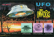 UFO from THE INVADERS - Model Kit