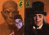 DANIEL HORNE (LONDON AFTER MIDNIGHT/THE MUMMY) - Trading Card