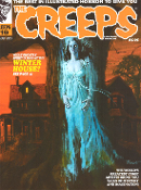 CREEPS #19 - Magazine