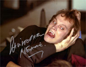 CHRISTOPHER NEAME (DRACULA A.D. 1972) - Autographed Photo